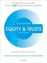 9780198703716-Equity--Trusts-Concentrate