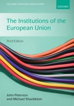 9780199574988-The-Institutions-Of-The-European-Union