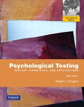9780205807994-Psychological-Testing