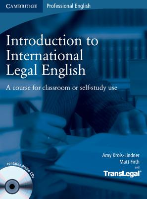 9780521718998-Introduction-to-International-Legal-English