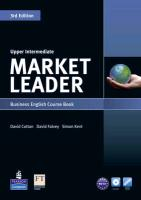 9781447922292-Market-Leader.-Upper-Intermediate-Coursebook-with-DVD-ROM-incl.-Class-Audio--MyLab